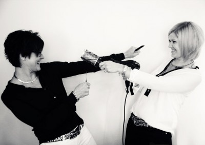 Andrea und Carina